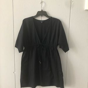 Lands End beach cover/dress, Size 6/8